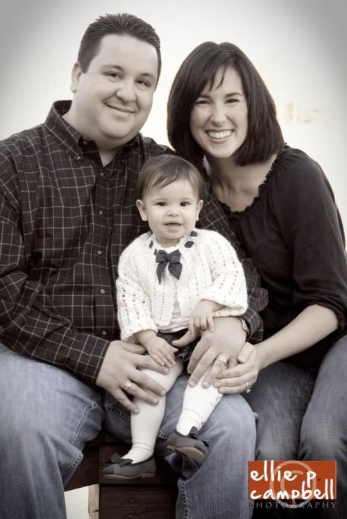 Patrick, Suzann & Lily
