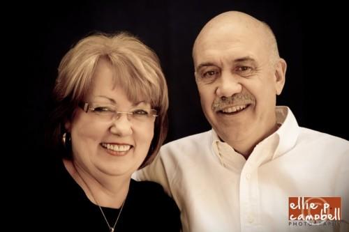 Marcia and Richard