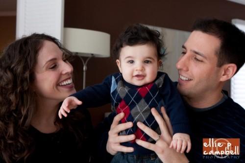 Abby, Rafi, and Matt