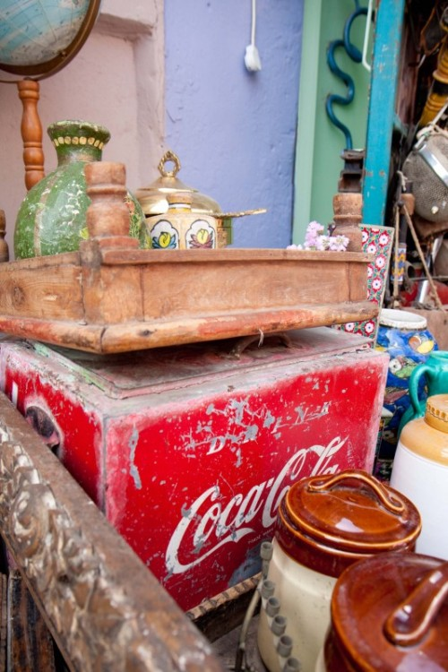 Yafo flea market