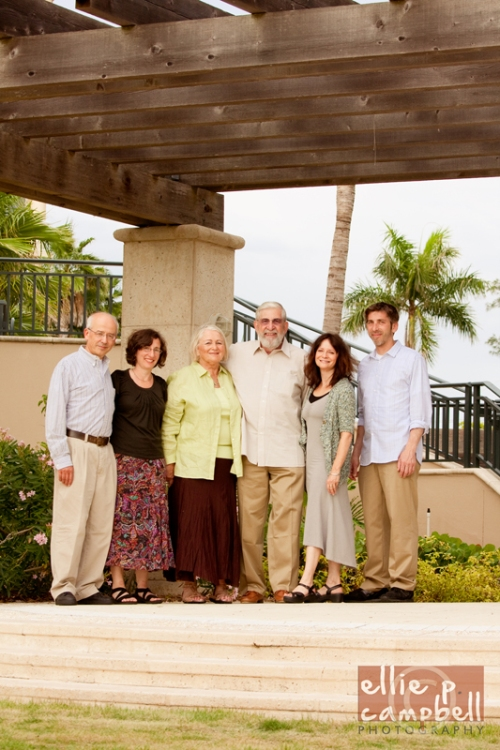 Ron and Sonia with family