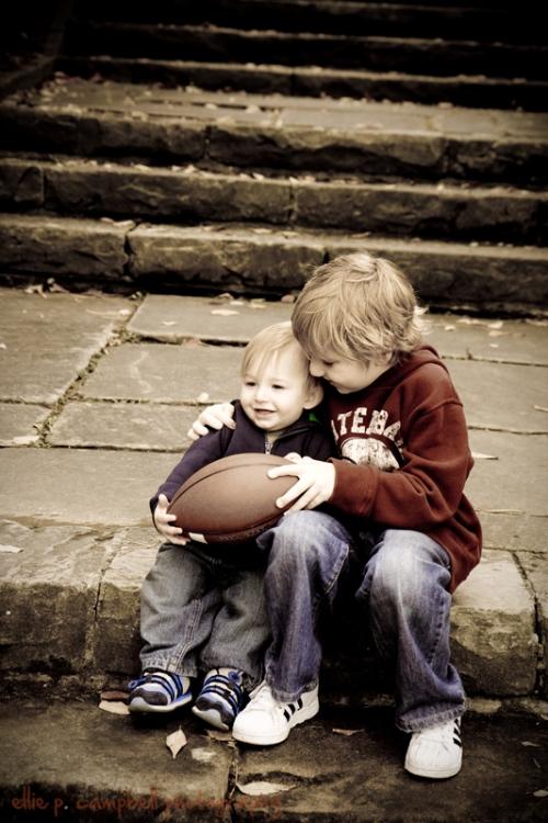 Finn and Cooper