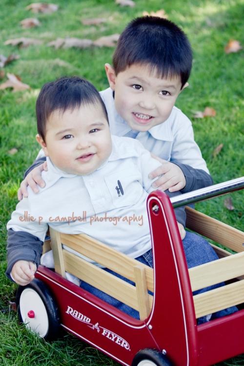 Oliver and Alexander