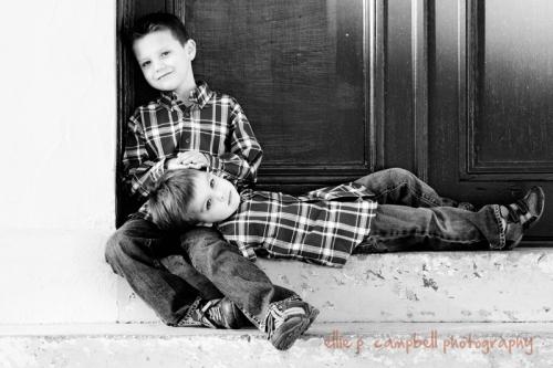 Cameron & Caiden