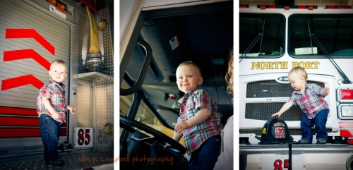 E at the firehouse