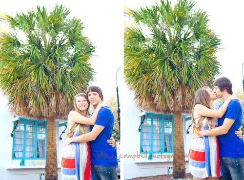 Danielle and Trevor
