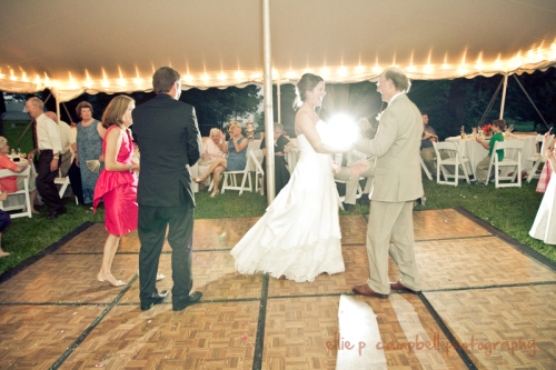 Chris & Sarah's Wedding