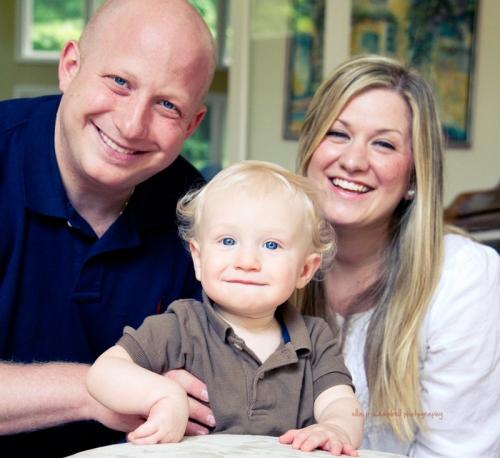 Scott, Jaden, & Sarah