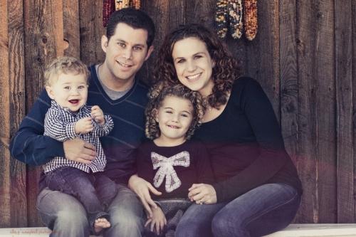 Eli, Seth, Ariel, & Emily