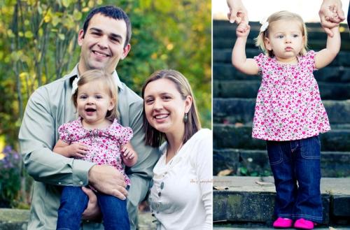 Jeremy, Makayla, & Jennifer