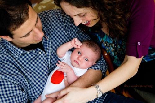 Matt, Sasha, & Abby