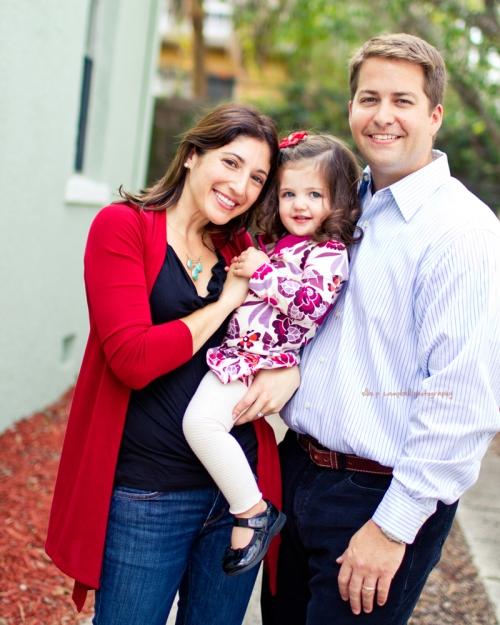 Lisa, Lyla, & Todd