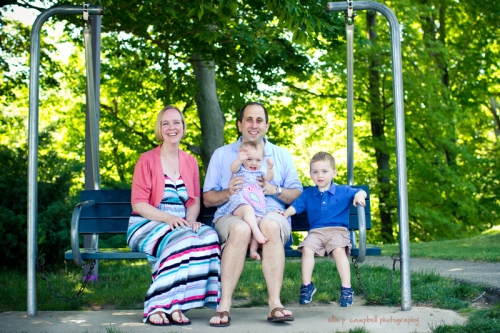 Kari, Kevin, Piper, & Nolan