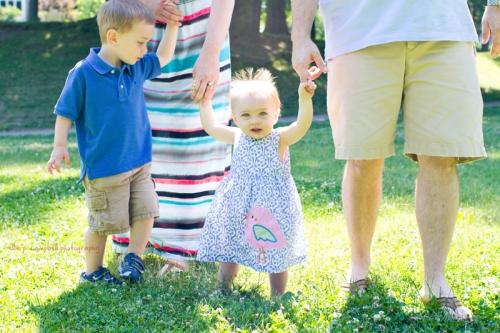 Nolan, Kari, Piper, & Kevin