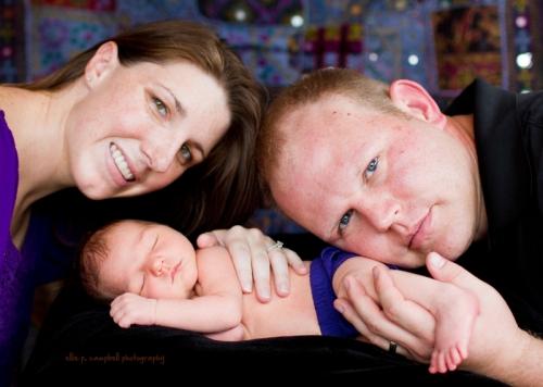 Shannon, Mackenzie, & Jason