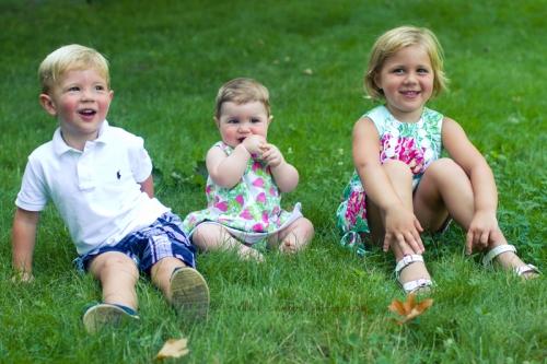 Jack, Maddie & Ella