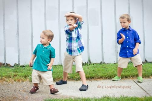 Charlie, Jack & Ben