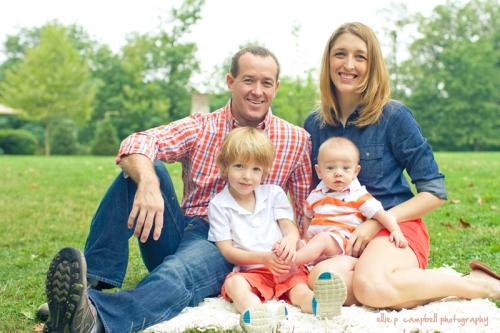 Ben, Nathan, Teddy & Jill