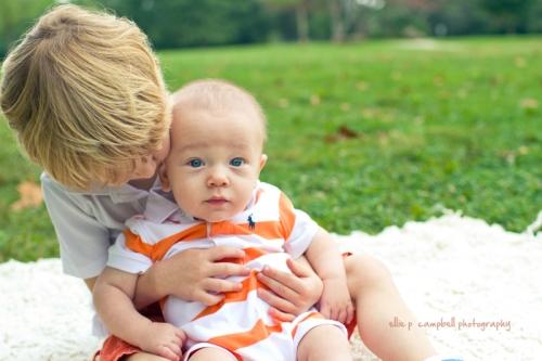 Nathan & Teddy
