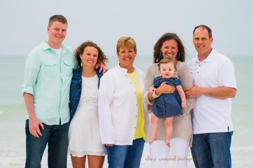 Myah & family