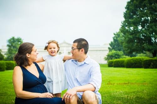 Sarah, Elizabeth & Jon