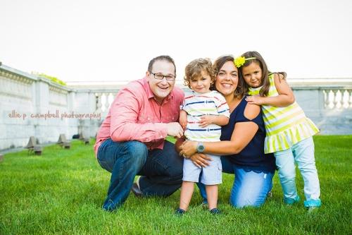 Andy, Jonah, Lauren & Rachel