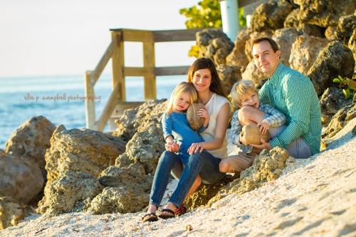 Amelia, Lori, Elliott & Jimmy