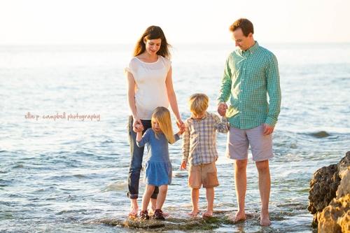 Lori, Amelia, Elliott & Jimmy