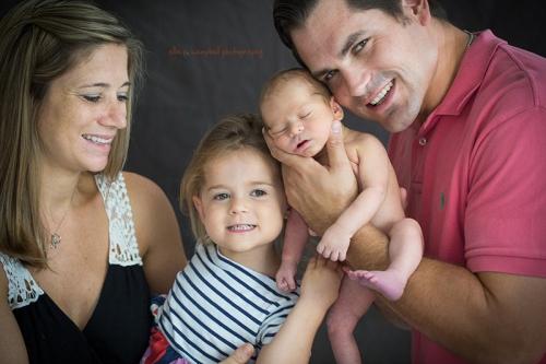 Katie, Lilly, Lucas & Jesse