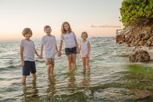 Henry, Jackson, Lily & Charlotte